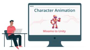 Character animation Mixamo