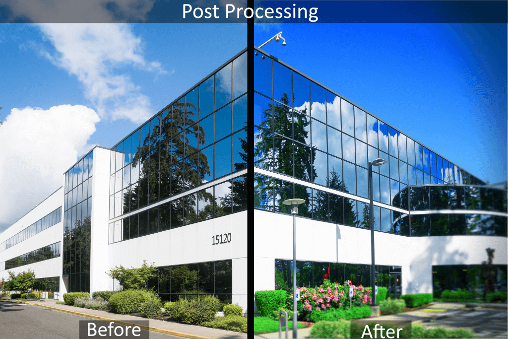 Post Processing Effect Example