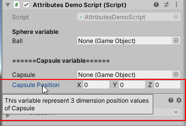ToolTip Attribute Demo