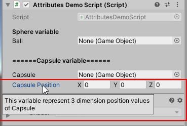 ToolTip Attribute Demo