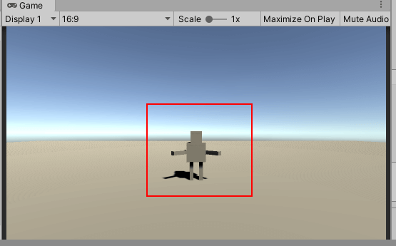 Player Character & Ground Without Material