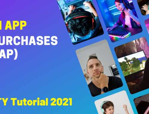 Unity In App Purchases (IAP) Complete Tutorial 2021|Monetize Your Game